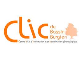 logo du Centre local d'information et de coordination gérontologique (CLIC)