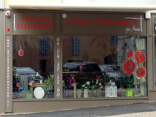 A Fleur d'Expression  à Saint-Jean-le-Vieux dans l'Ain
