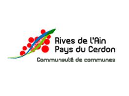 Communauté de Communes Rives de l'Ain Pays du Cerdon  à Saint-Jean-le-Vieux dans l'Ain