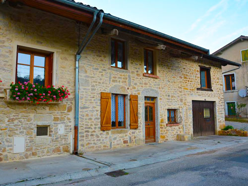 Gîte De Varey  à Saint-Jean-le-Vieux dans l'Ain