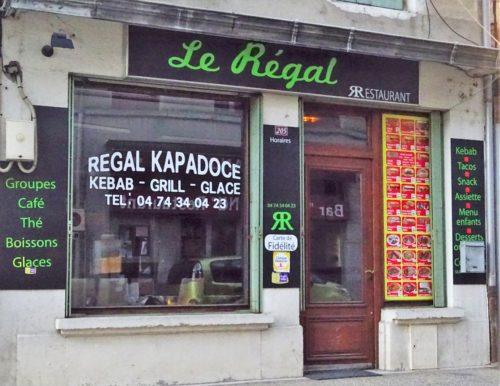 Kebab Régal Capadoce  à Saint-Jean-le-Vieux dans l'Ain