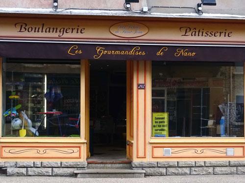 Les gourmandises de Nano  à Saint-Jean-le-Vieux dans l'Ain