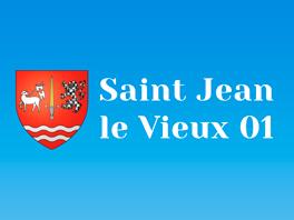 Mairie de Saint-Jean-le-Vieux  à Saint-Jean-le-Vieux dans l'Ain