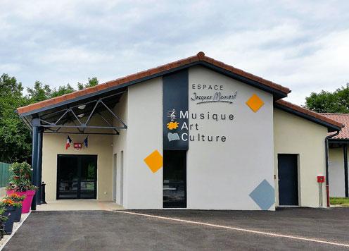 Maison des Arts et de la Culture de Saint-Jean-le-Vieux