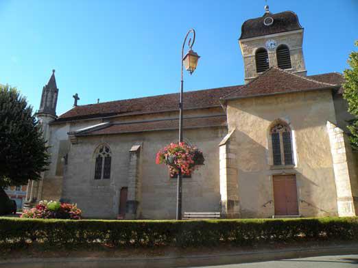 Photo de la paroisse de Saint-Jean-le-Vieux