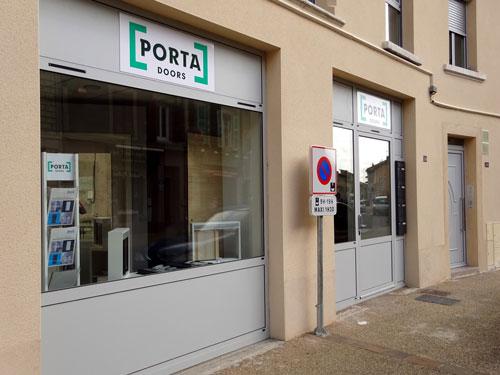 Porta Doors France  à Saint-Jean-le-Vieux dans l'Ain