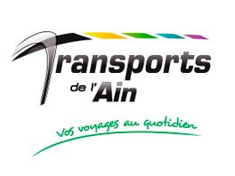 Logo des Transports de l'Ain